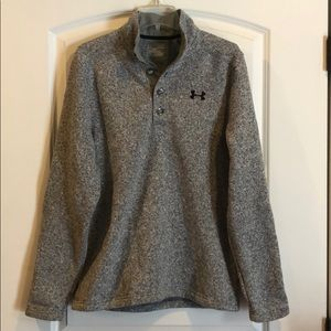 Men's UA Specialist Storm Sweater, size M